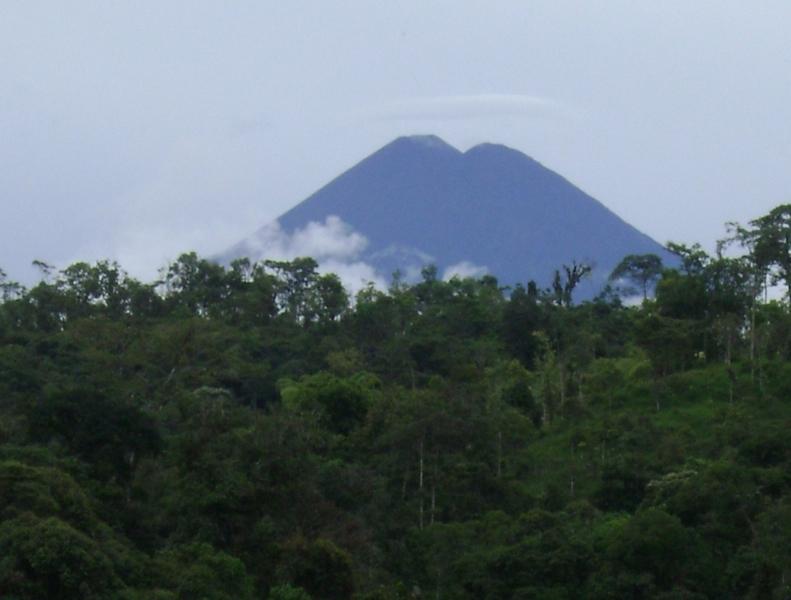 <h3>Volcán Sumaco</h3>